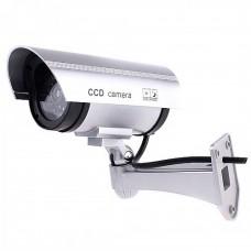 Муляж цилиндрической камеры видеонаблюдения IR CCD Camera