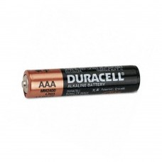 Батарея алкалиновая DURACELL (LR03), типа ААA, 1 шт