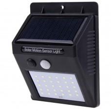 Автономный уличный светодиодный светильник с датчиком движения на солнечной батарее Solar Motion XF 6010-30 SMD